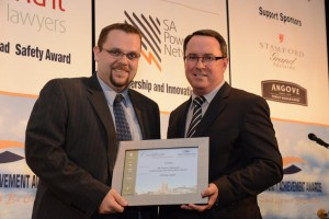 David Syme, SA Power Networks with Phillip Tann (1)